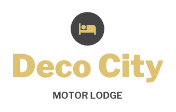 Deco City Motor Lodge | Napier | NZ
